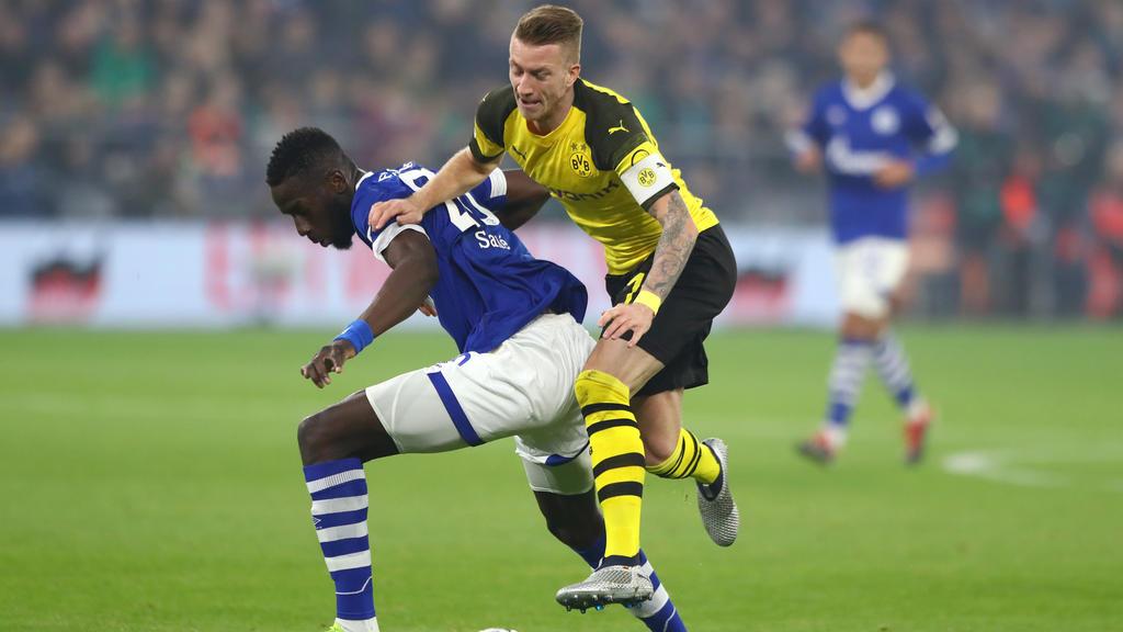 Dortmund gegen Schalke: ARD zeigt Revierderby live am Samstag Nachmittag
