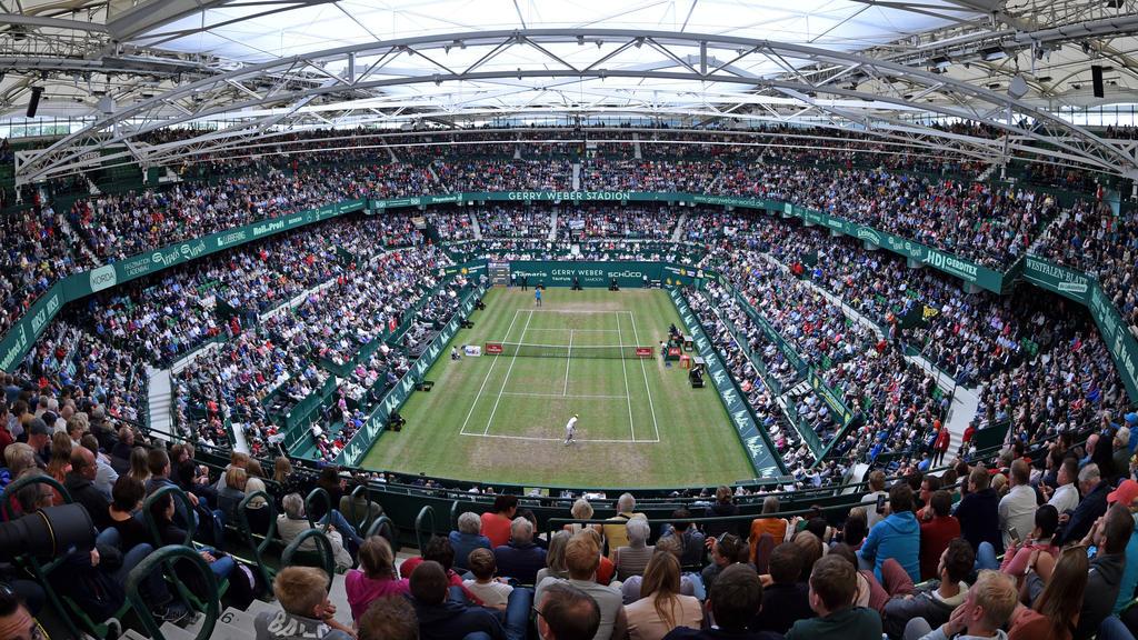 Sieht keine Gefahr für das ATP-Turnier: Ralf Weber