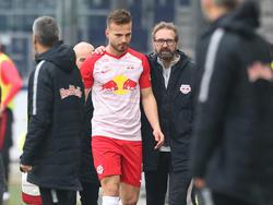 Pongračić erneut verletzt