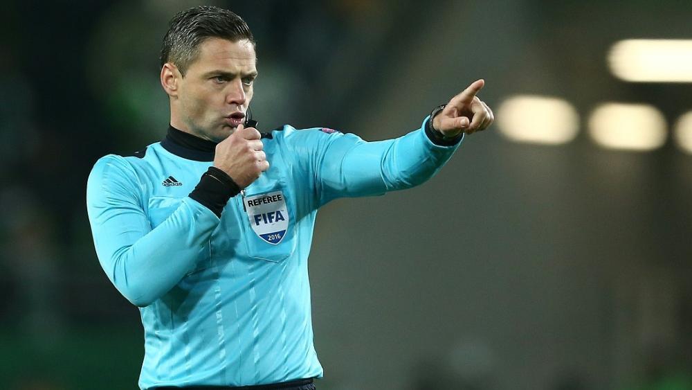 Damir Skomina pfeift das Champions-League-Finale