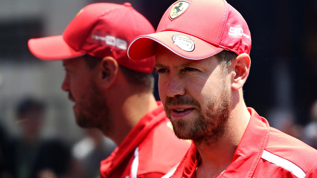 Sebastian Vettel hat seine Meinung seit Kanada nicht geändert