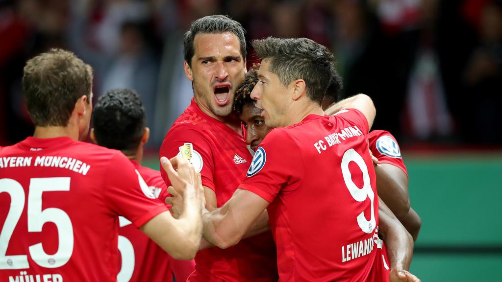 Mats Hummels vom FC Bayern ist laut