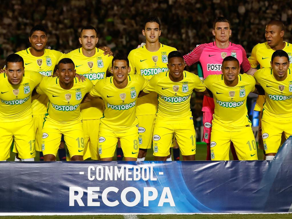 El Atlético Nacional sigue adelante para buscar el título de su país. (Foto: Getty)