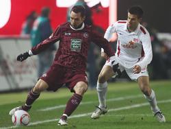 Kaiserslautern gegen Mainz