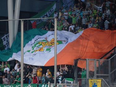 Nur allzu gerne betonen die Celtic-Fans die irischen Wurzeln ihres Vereins