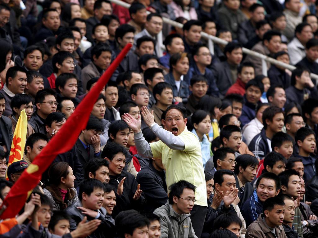 China super league tabelle