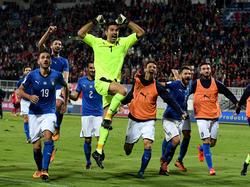 Italia puede quedarse fuera del Mundial de Rusia si no da su mejor versión. (Foto: Getty)