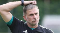 Stefan Kuntz will nicht über Löw-Nachfolge reden