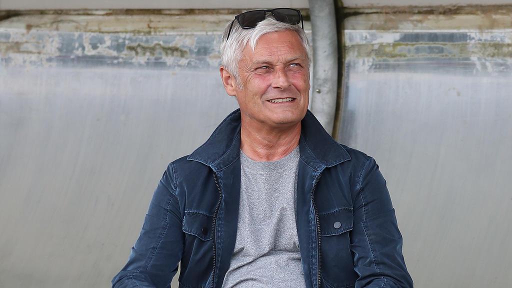 Armin Veh ist Geschäftsführer Sport beim 1. FC Köln