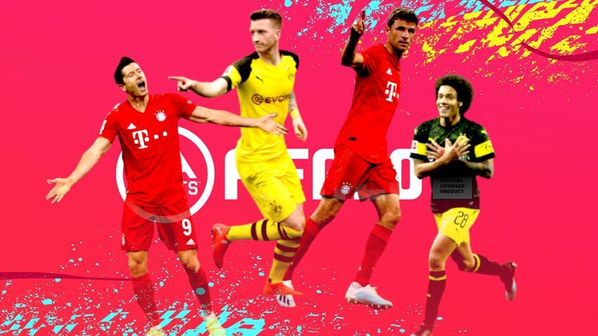 BVB und FC Bayern dominieren: Die 20 besten Bundesliga-Stars bei FIFA 20