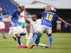Richarlison de Andrade volvió a mostrar su capacidad goleadora.