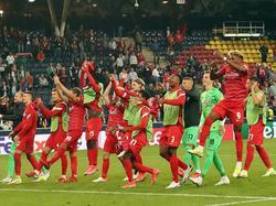 Salzburg will auch nach dem Rückspiel gegen Bröndby jubeln