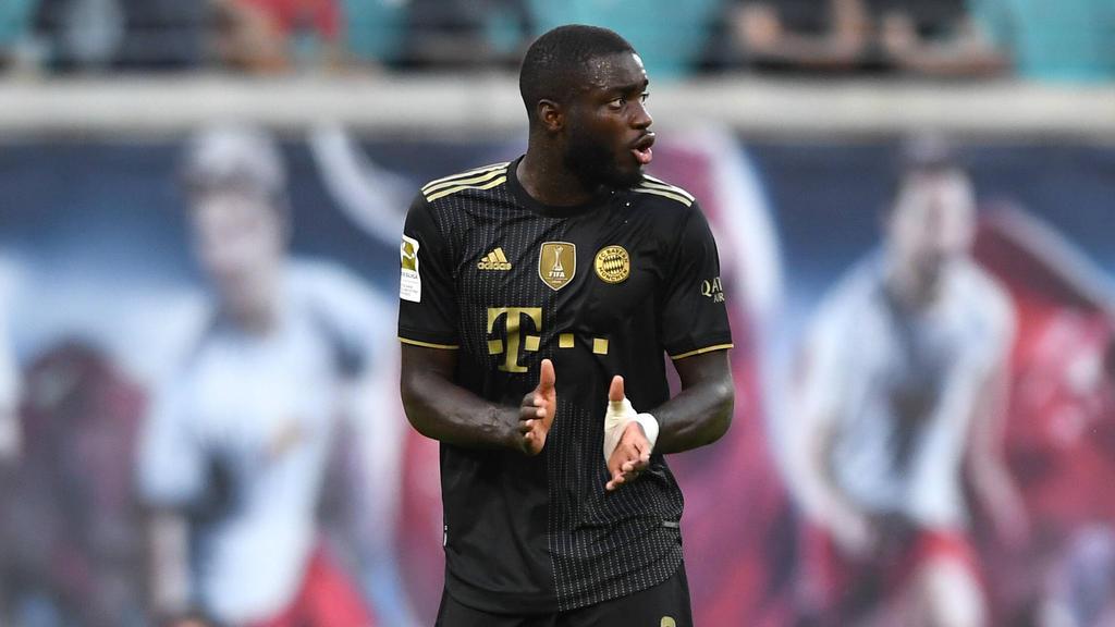Dayot Upamecano schloss sich im Sommer dem FC Bayern an