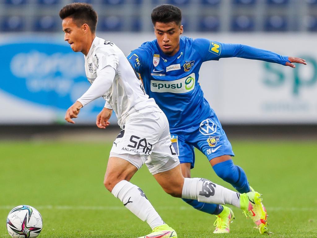 Der zweite Saisonsieg für SKN St. Pölten