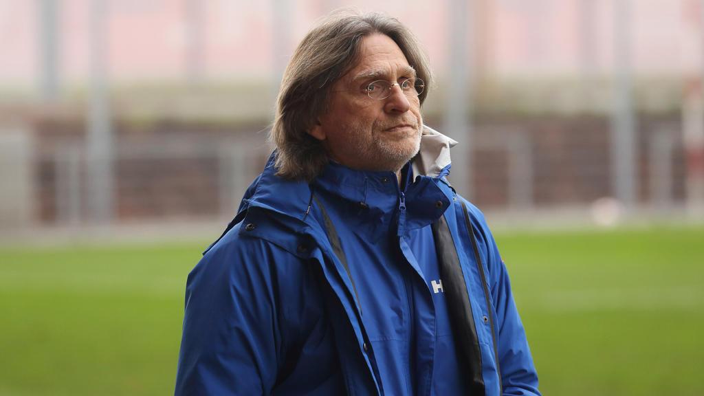 Norbert Elgert äußerte sich zu den Talenten des FC Schalke 04