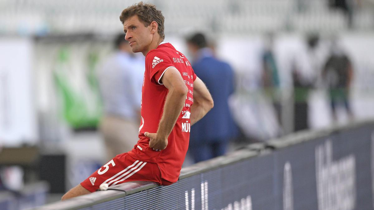 Thomas Müller ist absoluter Leistungsträger beim FC Bayern