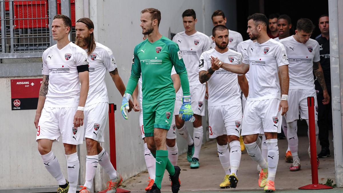 Der FC Ingolstadt muss gegen den 1. FC Nürnberg gewinnen