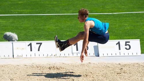 Max Heß hat Platz zwei belegt