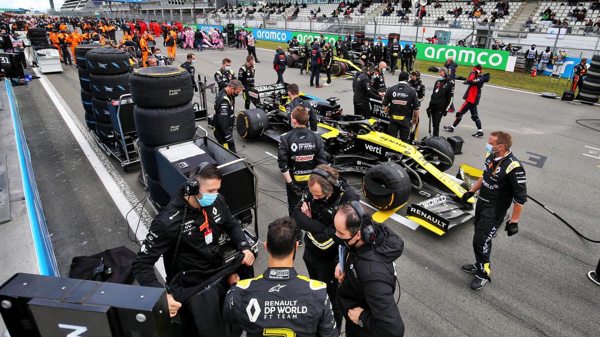 Im Rahmen von Fernado Alonsos Filmtag kam es bei Renault zu Coronafällen