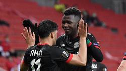 Amiri und Tapsoba steht Bayer Leverkusen zur Verfügung