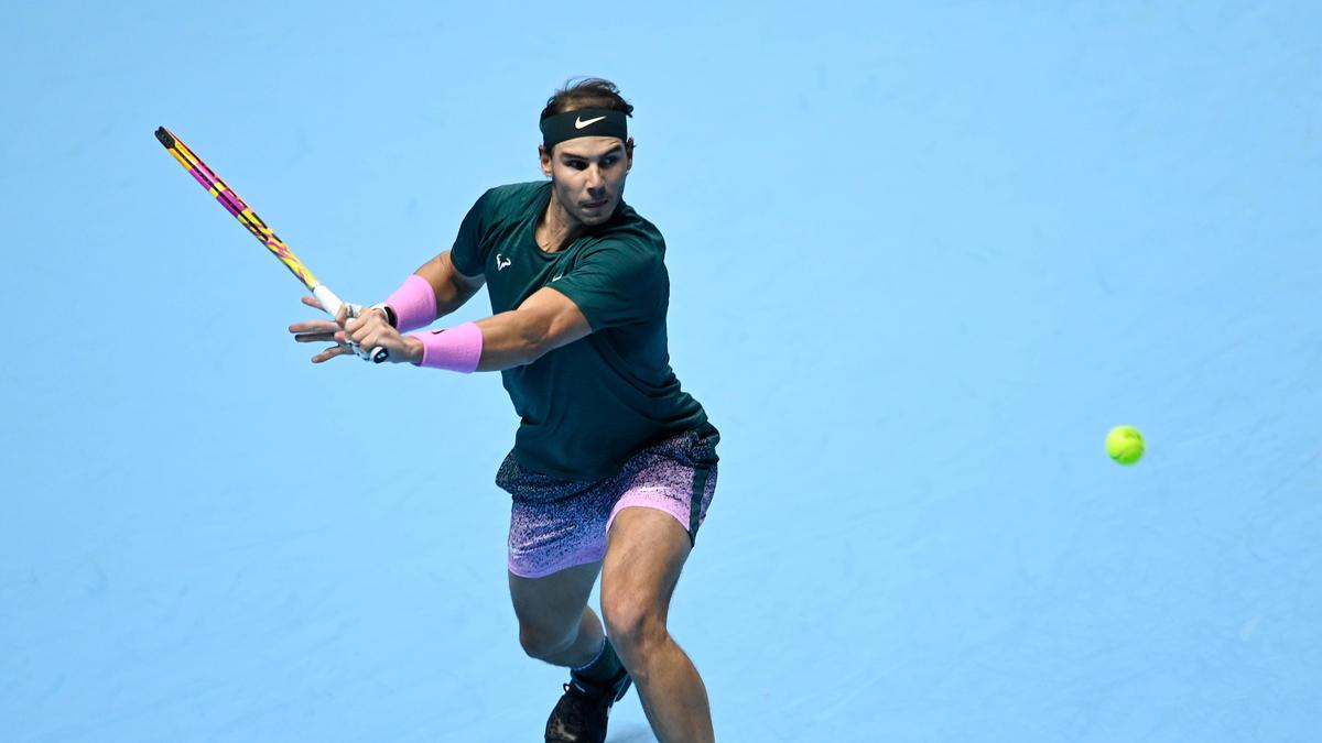 Rafael Nadal bleibt der erste Titel bei den ATP Finals verwehrt