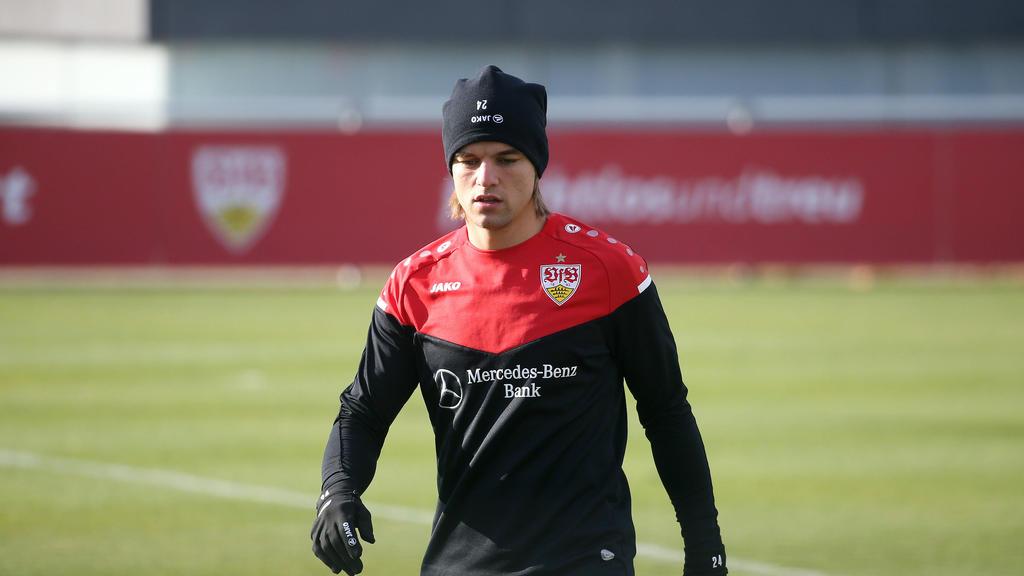 Der VfB verlängerte mit dem kroatischen U21-Nationalspieler Borna Sosa