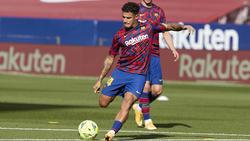 Der FC Barcelona will Coutinho loswerden