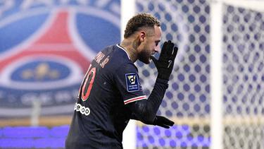 Neymar streitet sich offen mit einem Olympique-Star