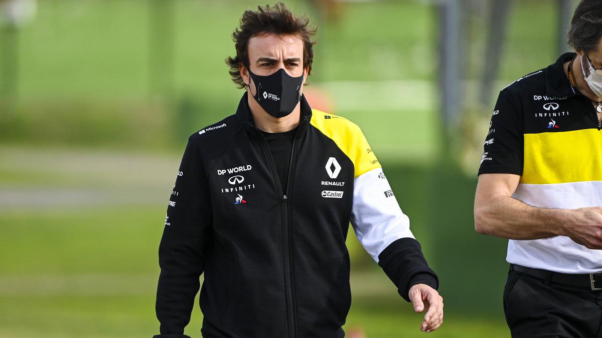 Formel-1-Star Fernando Alonso soll das Krankenhaus wieder verlassen haben