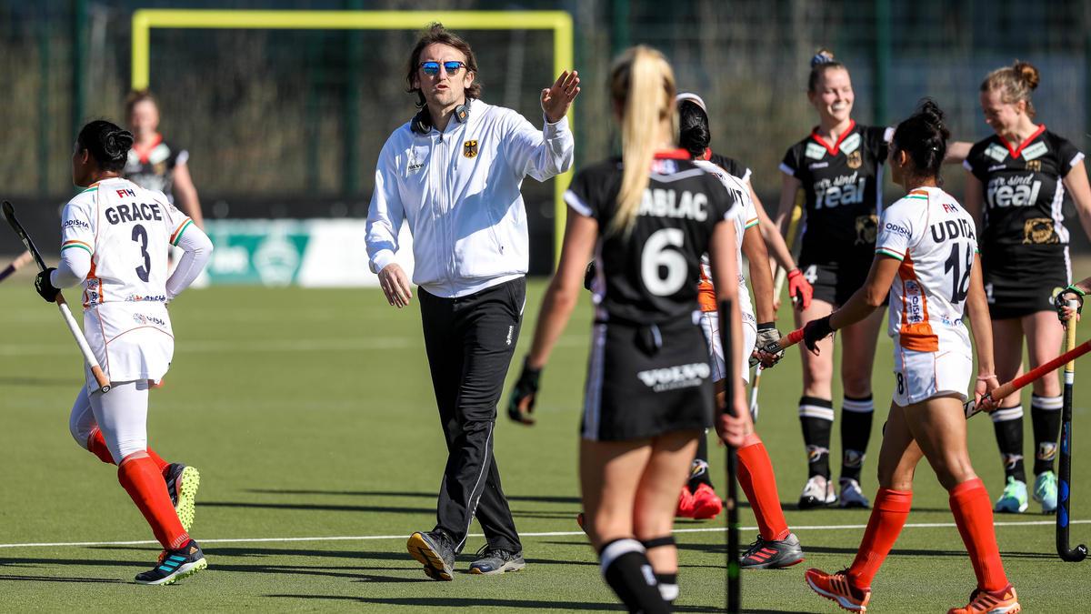 Die deutschen Hockey-Damen unterlagen den Niederlanden