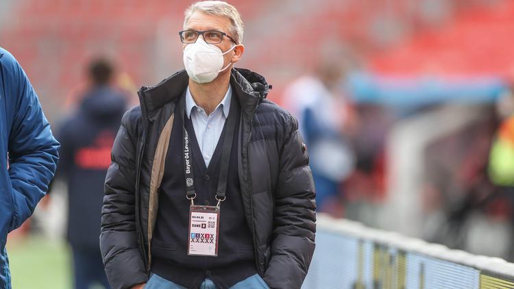 Spricht über die Planungen des FC Schalke 04: Peter Knäbel
