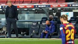 Barca kassierte einen empfindlichen Rückschlag im Titelkampf