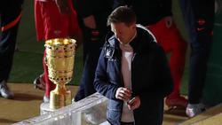 Niederlage im Pokal-Finale: Julian Nagelsmann