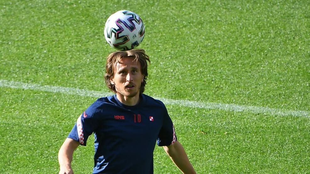 Die Tschechen wollen sich auf Luka Modric konzentrieren