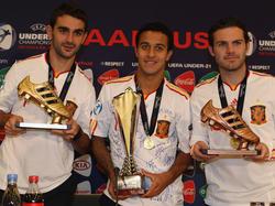 U21-EM 2011: Spanischer Erfolg auf ganzer Linie