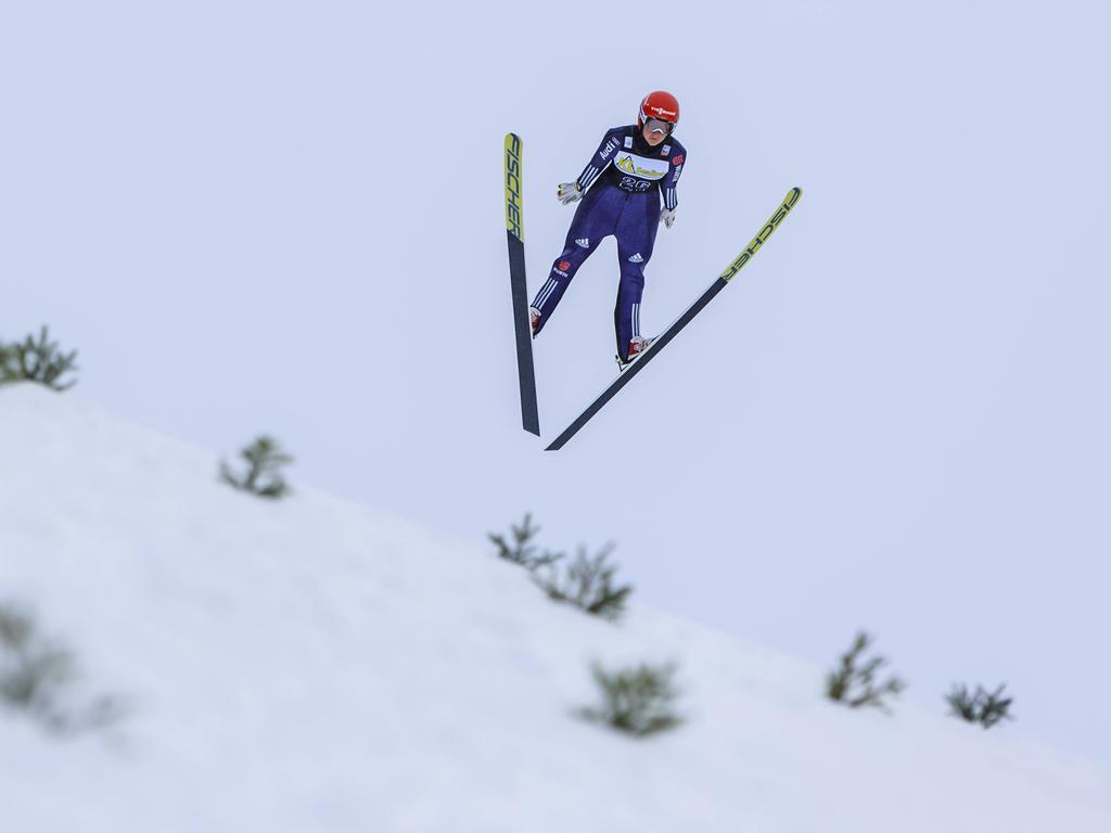 Carina Vogt wird Sechste in Almaty