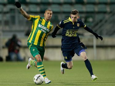 Österreichs U21-Teamspieler Sinan Bytyqi (l.) gibt für den SC Cambuur sein Debüt gegen ADO Den Haag.