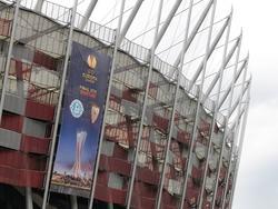Europa League Finale 2015 in Warschau