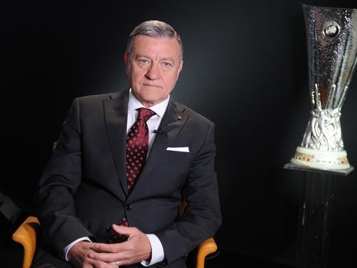 Der frühere Präsident Mircea Sandu