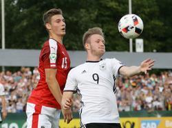 Wilhelm Vorsager spielte auch im U18- und U19-Nationalteam