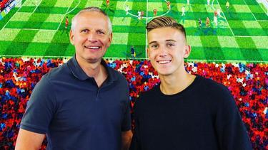 Der FC Ingolstadt bindet Patrick Sussek (Bildquelle: Instagram dieschanzer)