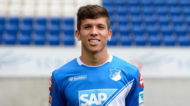 Bruno Nazário wechselte 2013 zur TSG 1899 Hoffenheim