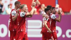 Erfolgreicher Auftakt für den 1. FC Kaiserslautern