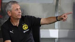 """""""Da vorne fehlt einer"""" - Lucien Favre wünscht sich einen Mittelstürmer"""