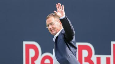 Geht mit Leipzig gut vorbereitet ins Spiel in Trondheim:RB-Coach Ralf Rangnick