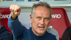Christian Streich lobte Borussia Mönchengladbach vor dem anstehenden Bundesliga-Spiel