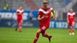 Marvin Ducksch spielt seit dem Sommer für Fortuna Düsseldorf