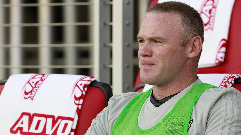 Streift sich noch einmal das Three-Lions-Trikot über: Wayne Rooney