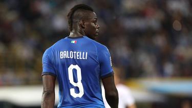 Balotelli podría acabar en Brasil.