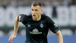 Maximilian Eggestein verlängerte seinen Vertrag beim SV Werder